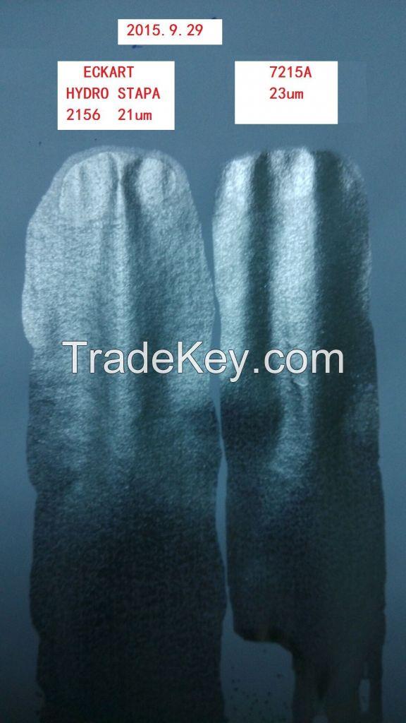 water basic aluminium paste