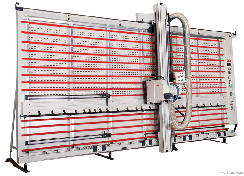 Composite Panel Saw and Groove Machine
