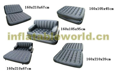 5-in-1 sofa bed
