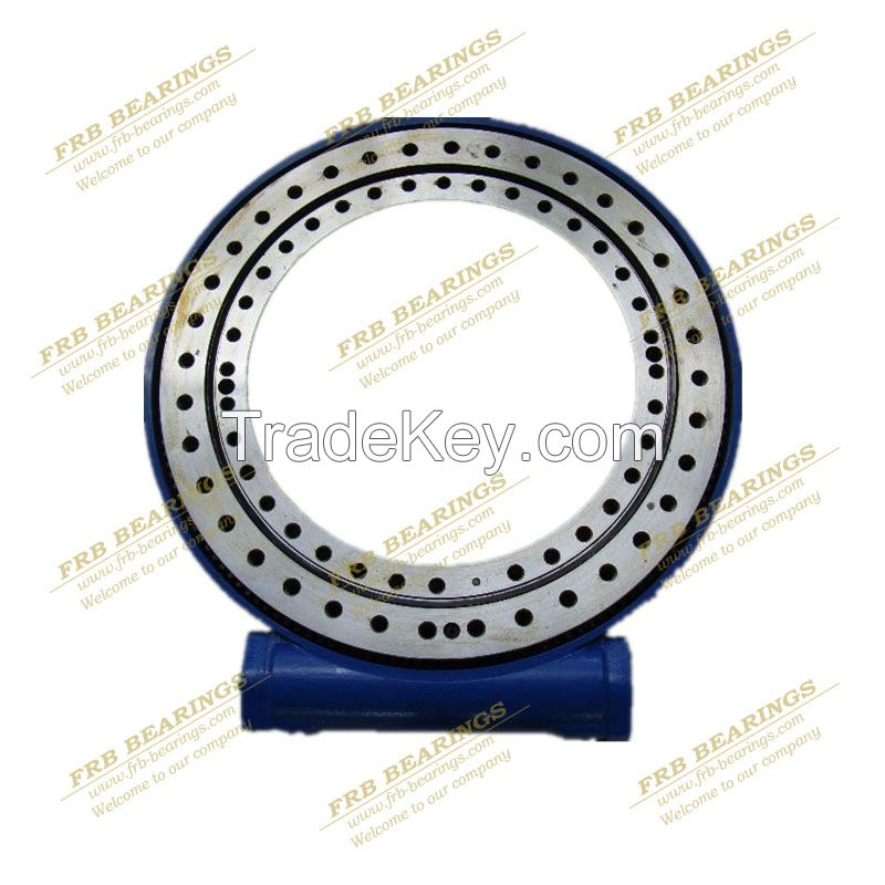 SE21-125-R Worm Gear Slew Drive for industrial products