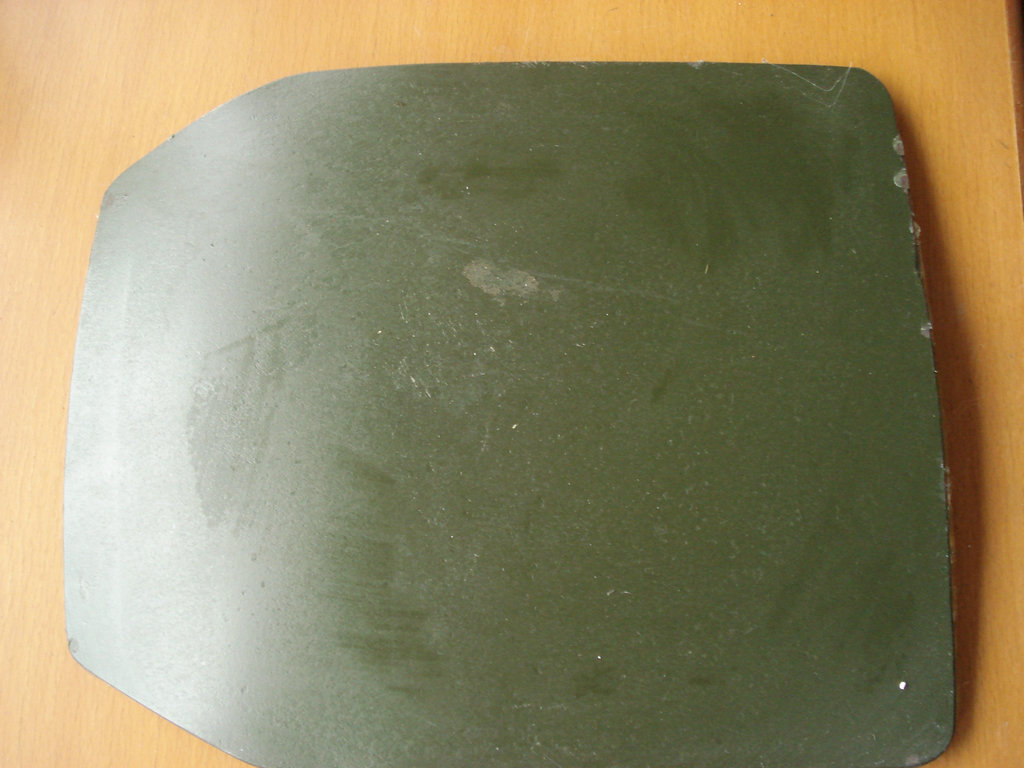 Ballistic Protection Plate