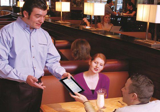 Digital Customer Comment Survey Card