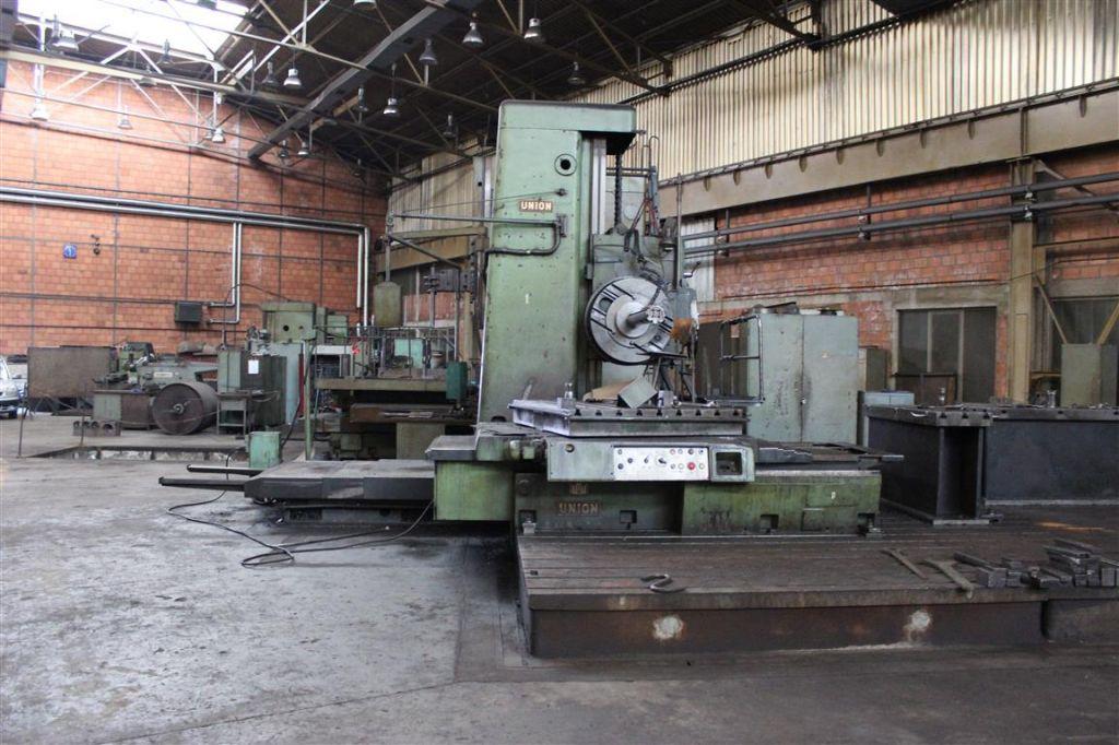 WMW Union Floor type Boring machine BFP 125/1