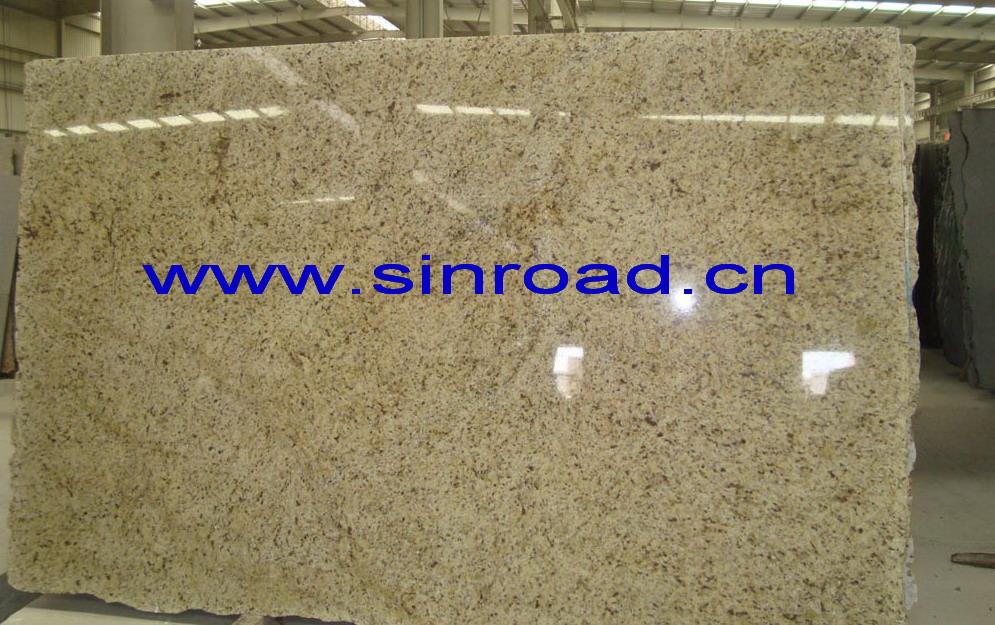 Granite Countertop Giallo Ornamental
