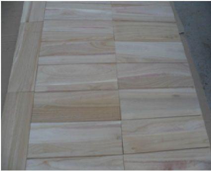 Paulownia Edge Glued Panel