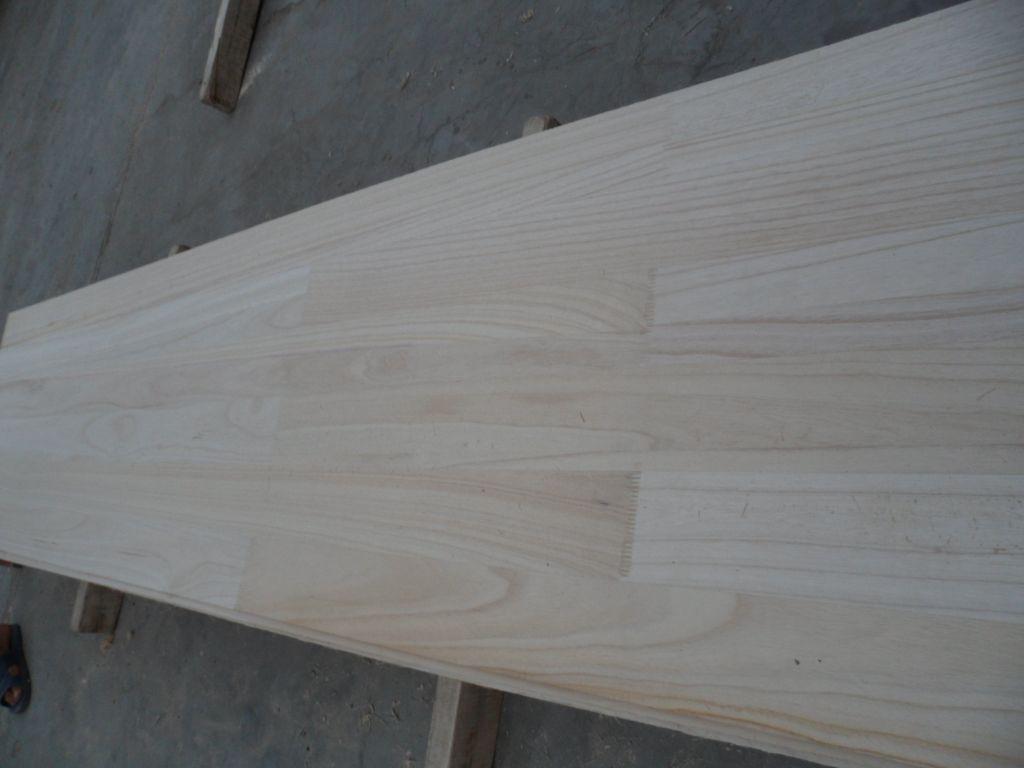 FSC paulownia finger joint boards