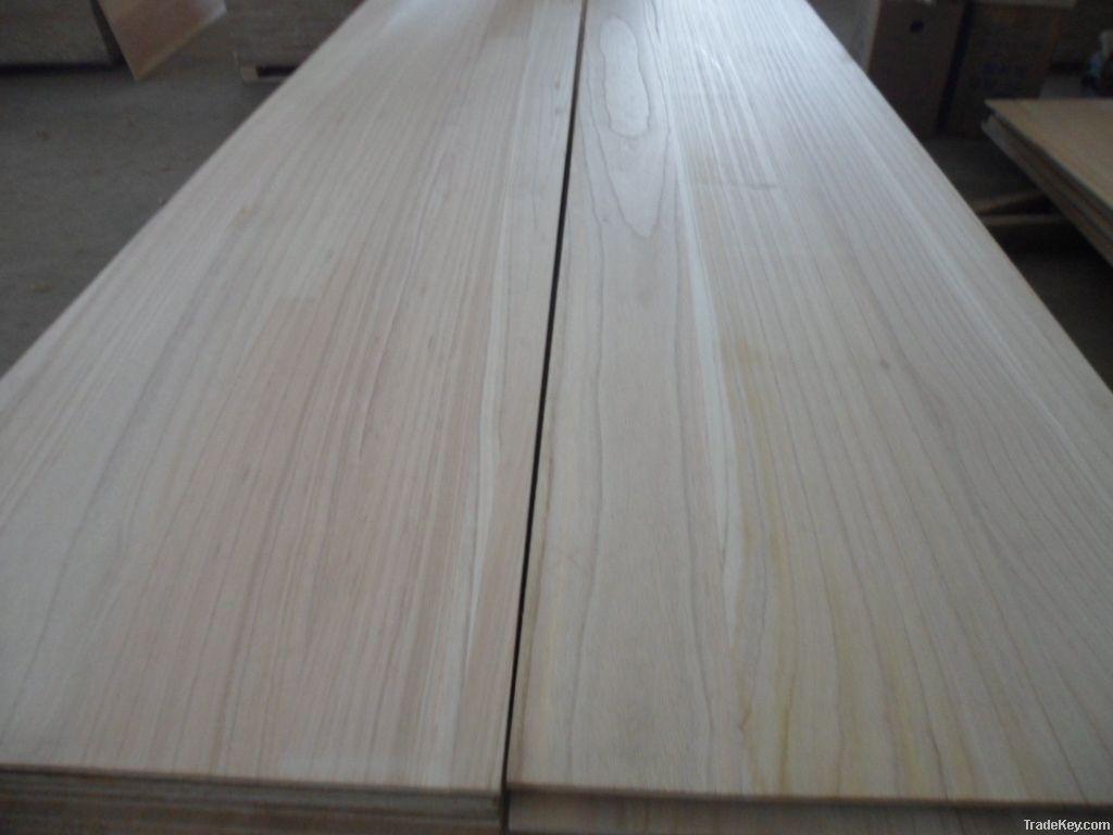 Paulownia wood price / paulownia board