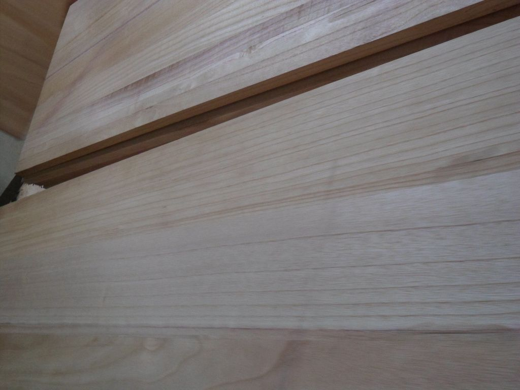 Paulownia Jointed Boards for doors