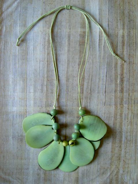 Columbian Jungle Jewellery