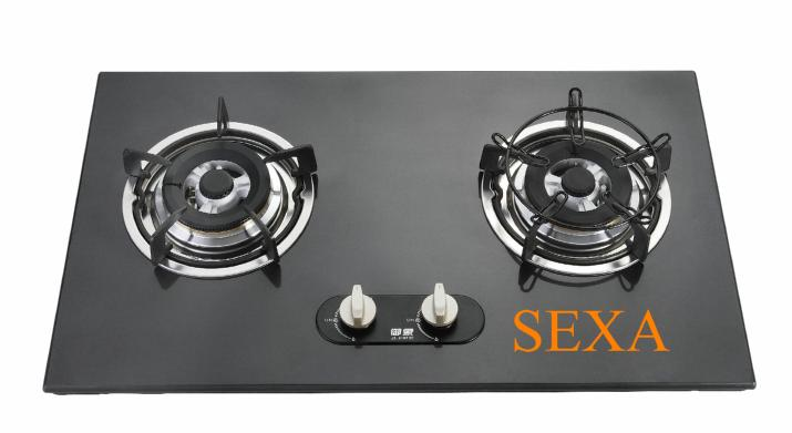 gas cooker, gas stove, gas hob(built-in style)