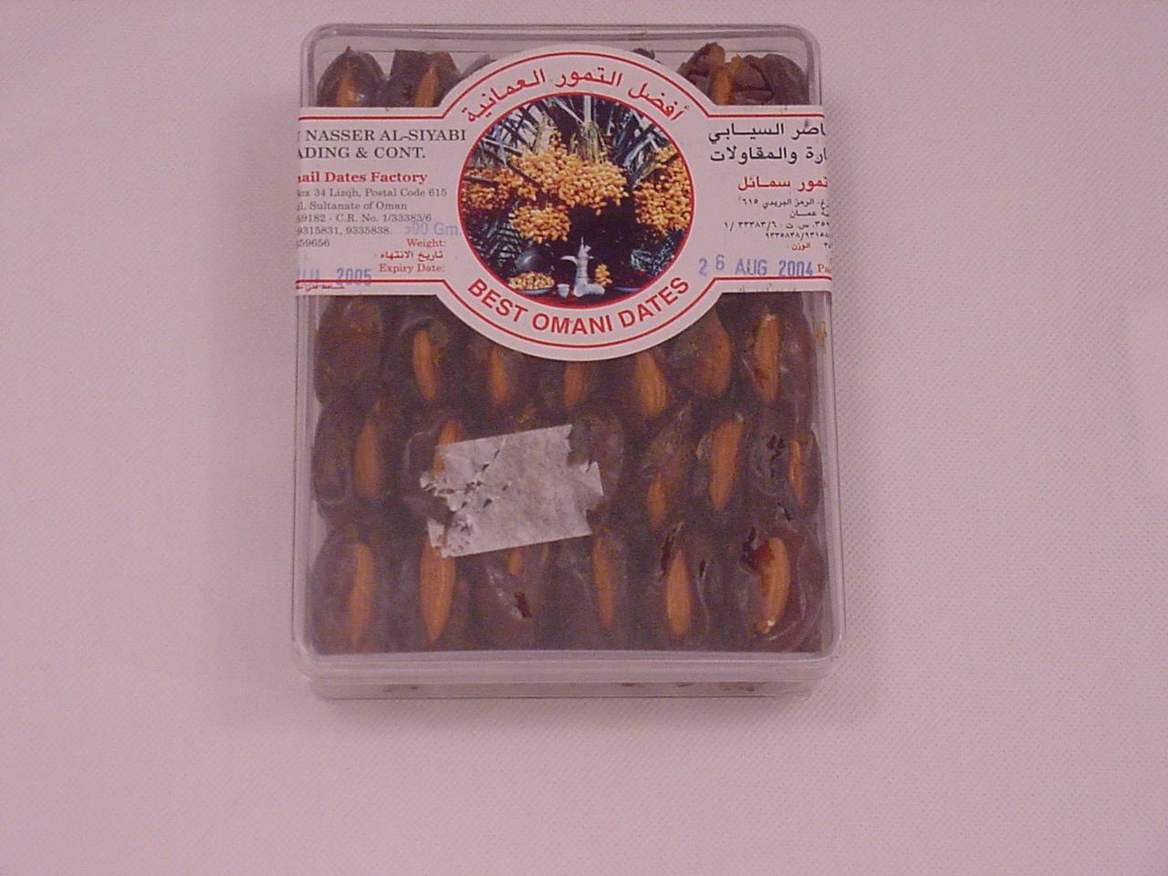 Omani Dates