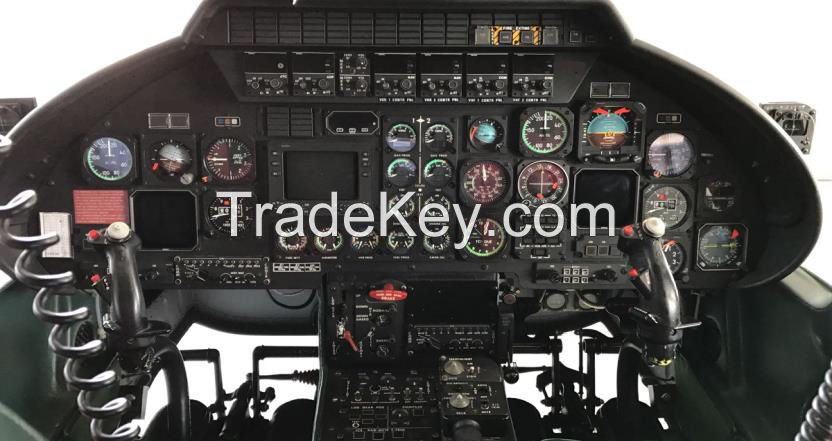 Inexpensive, multi-mission Agusta A109C IFR LR, 8 seats VIP helicopter with Autopilot and Floats.
