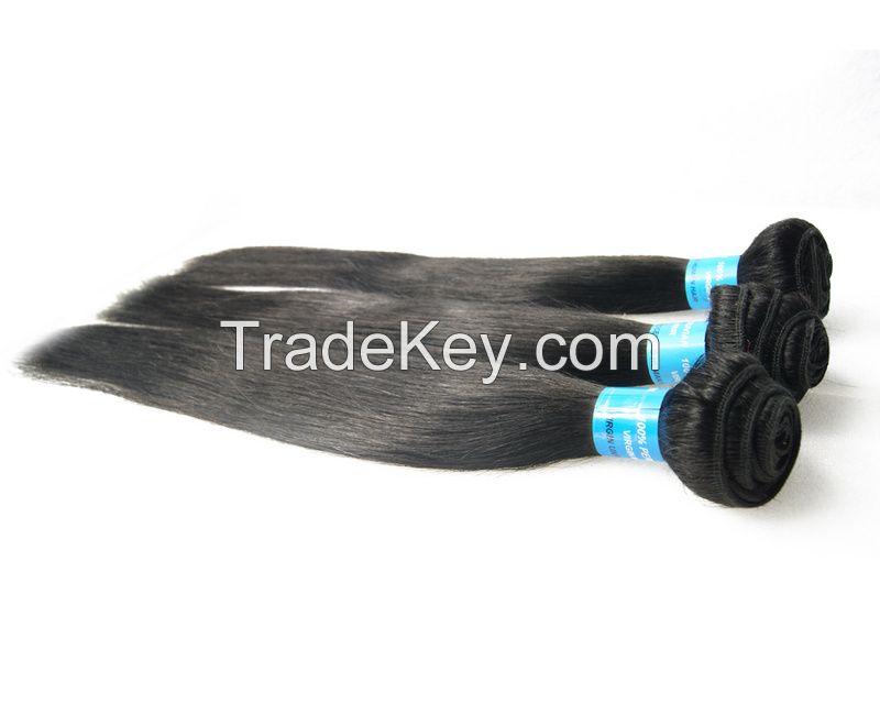 Peruvian straight hair weave