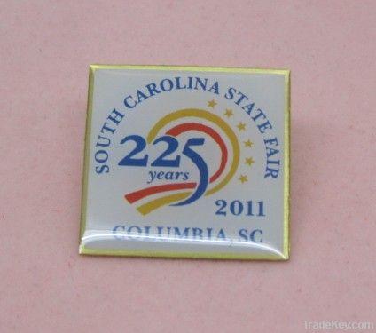 lapel pin, badge