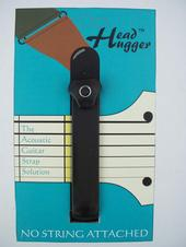 Head Hugger(TM)universal instrument strap button