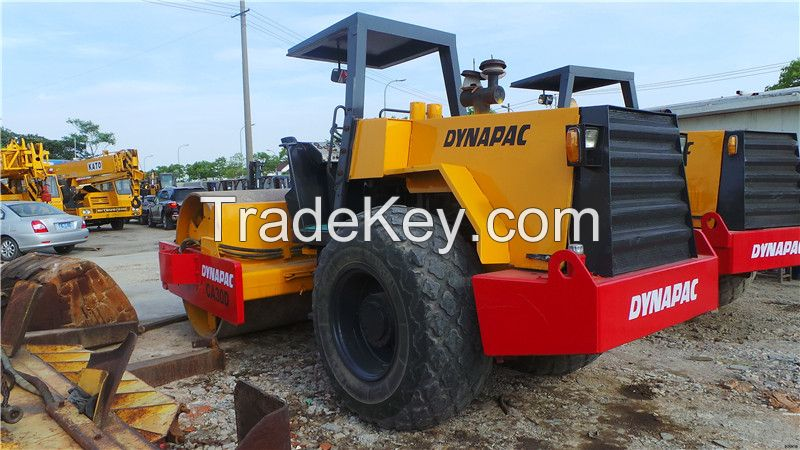 used original Sweden Dynapac CA30D compactor for sale