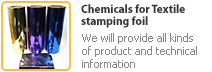 Hot Stamping Foil Chemicals.