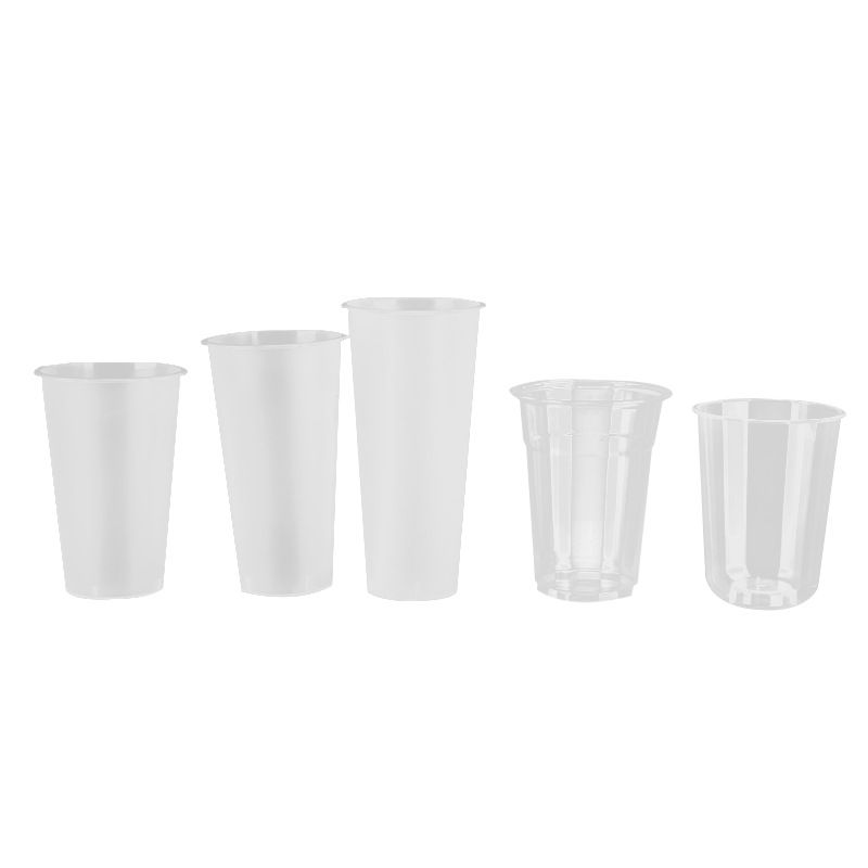 Customizable factory direct sales sugarcane cup biodegradable plastic