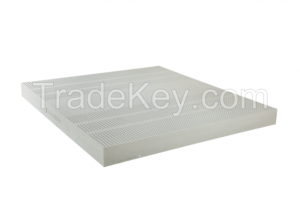100% C.Fusion Latex mattress- Charcoal Latex Mattress