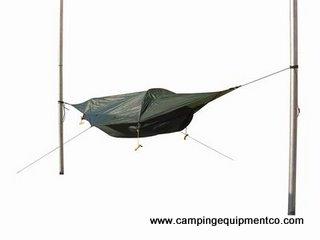 ROCK HOPPER Ultralite Hammock Tent (Green)