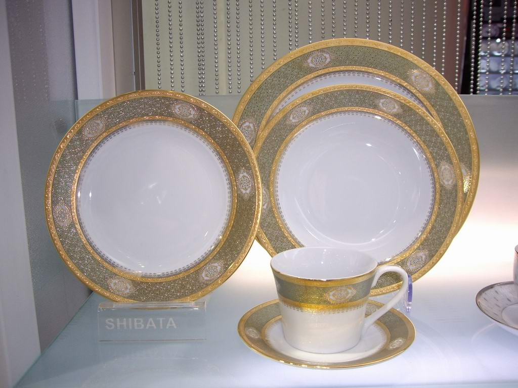 dinnerware, porcelain, tea set