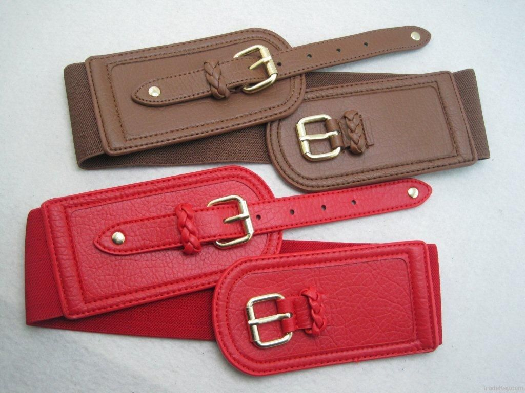 ladies fashion belt in stock