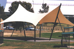 shade awning