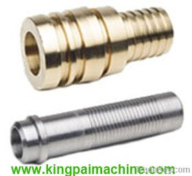 precision machining, precision parts, flange, flanges, shaft, machining