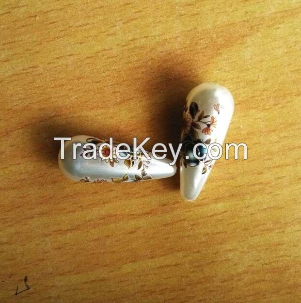 ABS beads  tensha beads jewelry beads