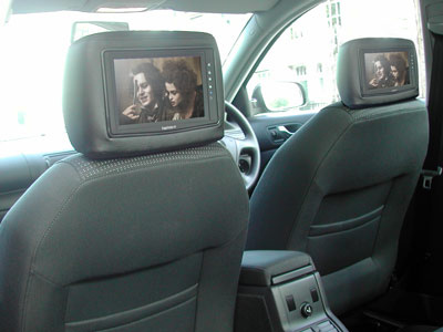 Taxi Media Player