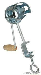 Portable maize sheller