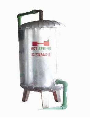 Heat Exchange Water Heater