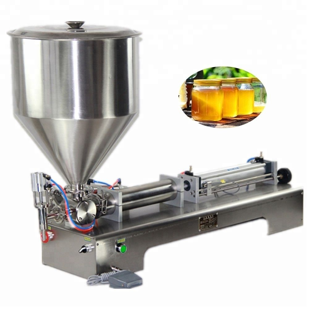 Semi automatic  Pneumatic Electric liquid filling machine Shampoo, Stainless steel bottle liquid filler