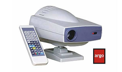 AUTOMATIC CHART PROJECTOR