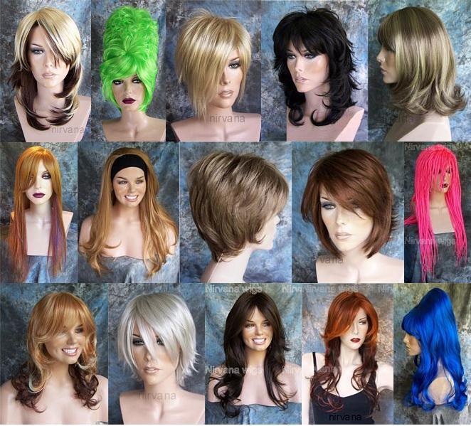 Nirvana Womens wigs By nirvana wigs 1104c8d93