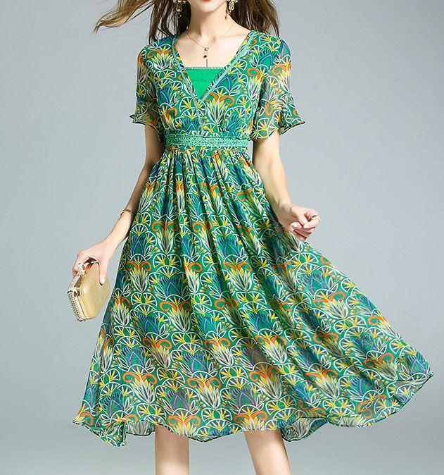 Women's  Elegant long Dress