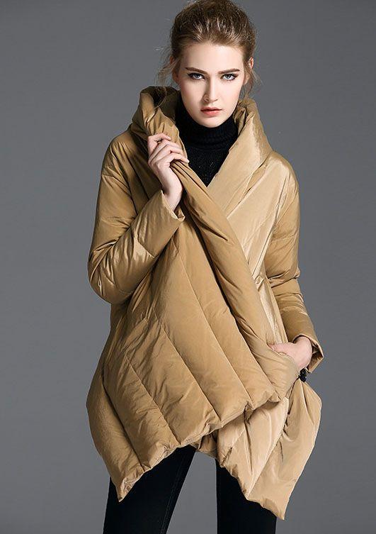 Women's winter warm Down Jacket with Hood