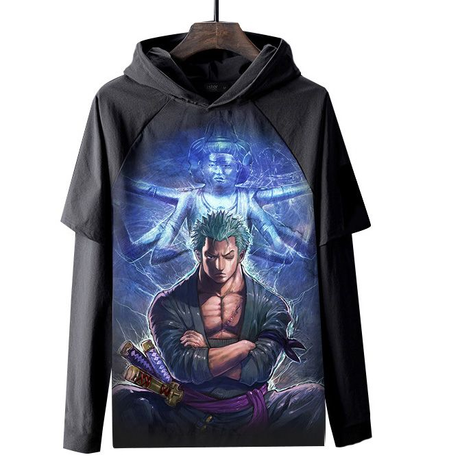 Unisex Casual 3D Printed T-Shirt Comic Hoodies
