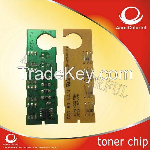 Printer toner cartridge chip for all printers