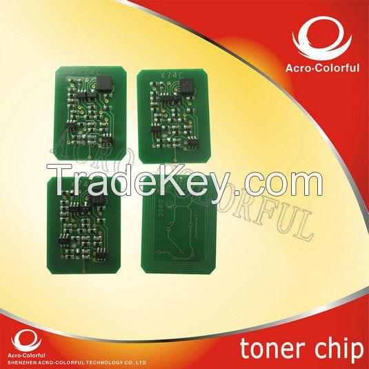 Reset Laser Printer toner cartridge chip for Xerox Phaser 7400
