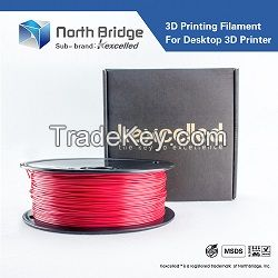 Kexcelled 1.75mm wood PLA 3D Printer Filament - 1kg Spool (2.2 lbs) - Dimensional Accuracy +/- 0.05mmccuracy +/- 0.05mm