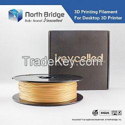 Kexcelled multicolor 1kg Spool (2.2 lbs) tolerance +/- 0.05mm pla filament 1.75mm