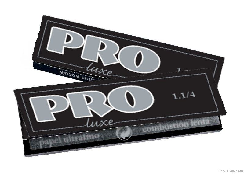 PRO luxe cigarette rolling papers