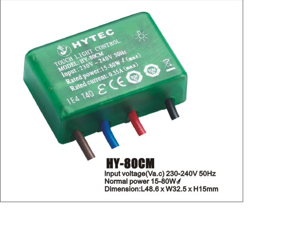 Electronic Light Dimmer