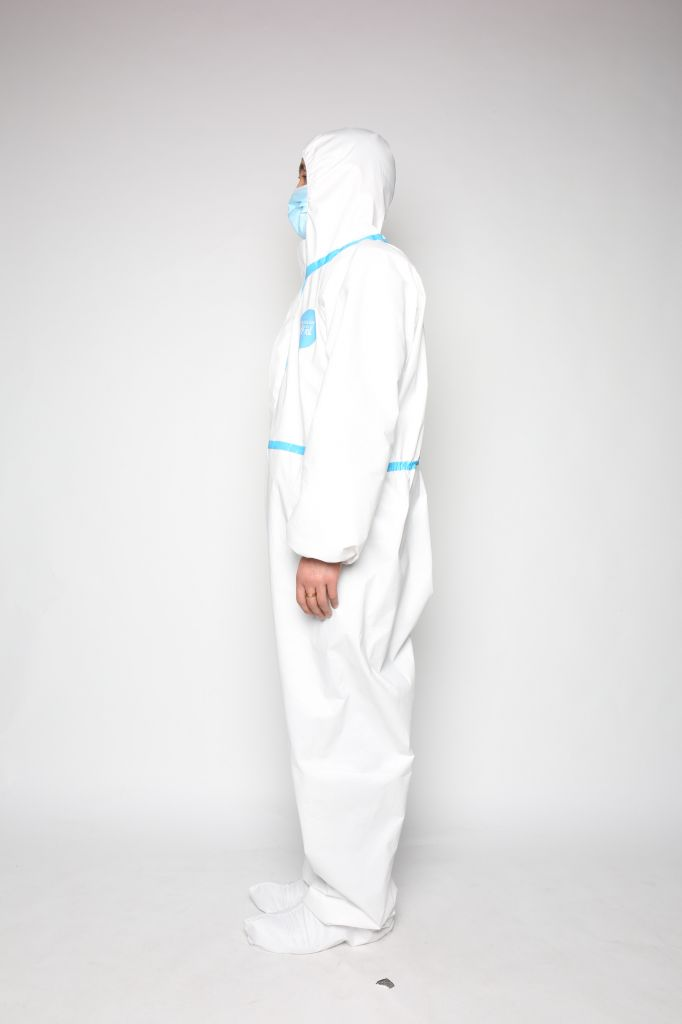 Medical Overall Protective Suit with CE Certificate