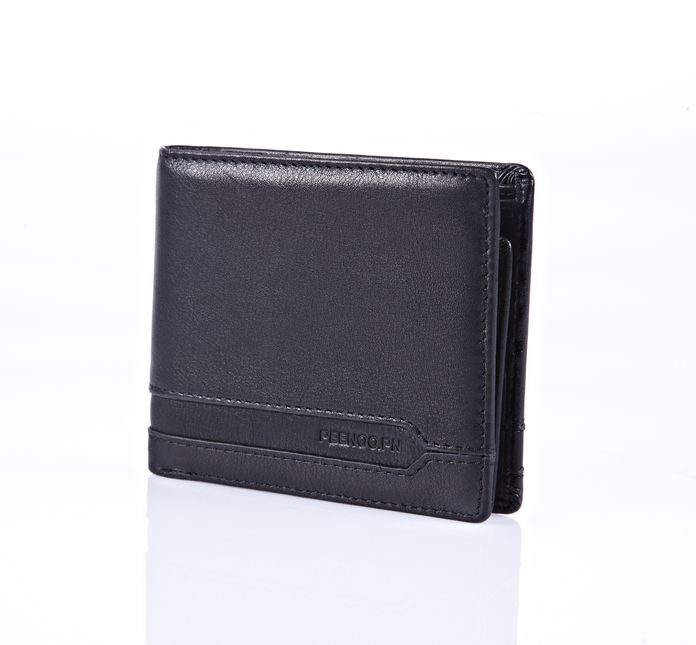Men Genuine leather wallet 01