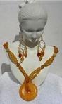 Handcrafted Jewelry Sets w/Semi-precious Stones