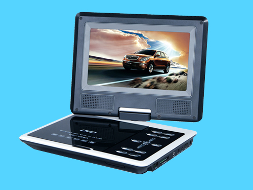 Portable DVD with TV Tuner