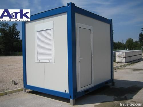 prefabricated constructions, temporary camps, prefabricated panel hous