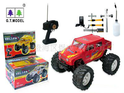 Gas Powered Remote Control Car (R/C Car)